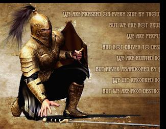 Armor Up Prayer Warriors 365