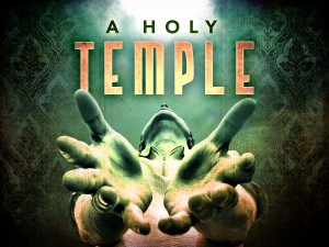 A Holy Temple Your Body - PW365