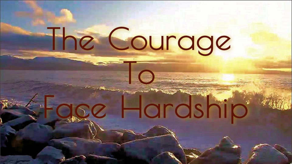 The Courage to Face Hardship – Carter Conlon