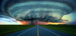 Join Prayer Warriors 365 prepare for the cloudy road ahead
