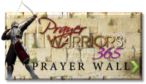 Prayer Warriors 365 Prayer Wall Button
