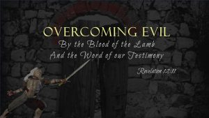 Overcoming Evil -Journey with Jesus Morning Prayers