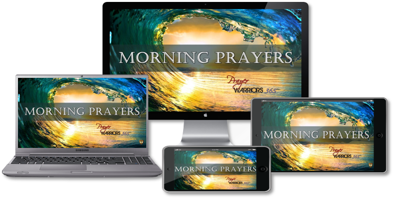 Morning Prayers & Spiritual Warfare eBook Set