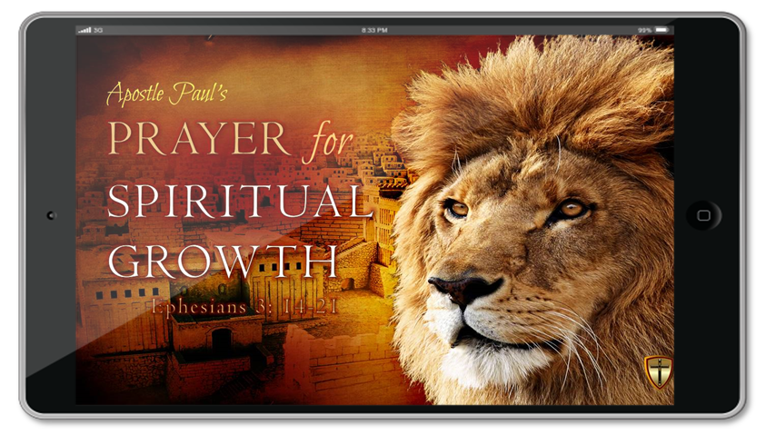 Apostle Paul's Prayer for Spiritual Growth
