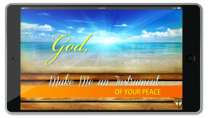 Spiritual-Warfare-instrument-of-your-peace-prayer-ebook-mobile-device