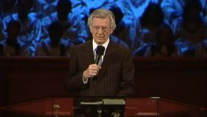 David Wilkerson Video on Prayer