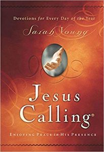 Jesus Calling Order Book Now