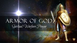 Armor of God Spiritual Warfare eBook