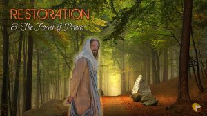 Restoration & Power of Prayer Registration Banner