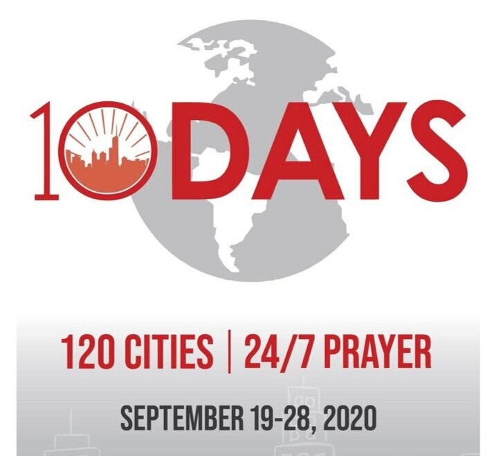 10 Days logo image