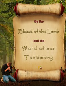 Blood of the Lamb and Word of our Testimony Prayer eBook cover