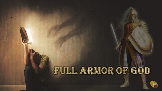 FULL ARMOR OF GOD - 001- Restoration & Power of Prayer Image