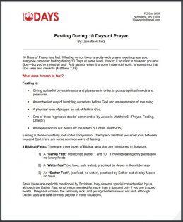 Fasting-during-10-days-of-prayer